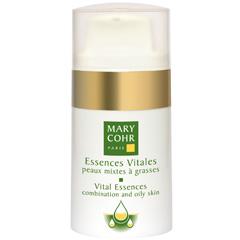 Essences Vitales peaux Mixtes à Grasses 30ml